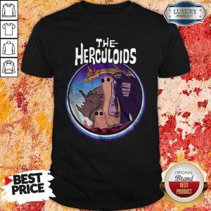 Official The Herculoids Funny Shirt