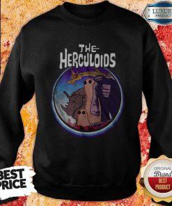 Official The Herculoids Funny Sweatshirt