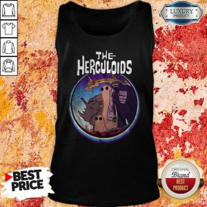 Official The Herculoids Funny Tank Top