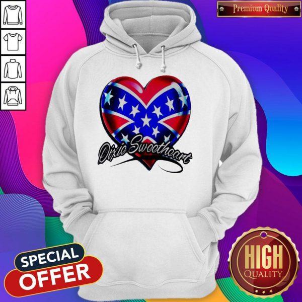 Original Dixie Sweetheart Hoodiea