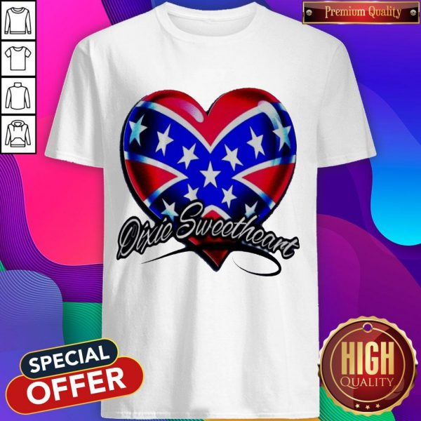 Original Dixie Sweetheart Shirt