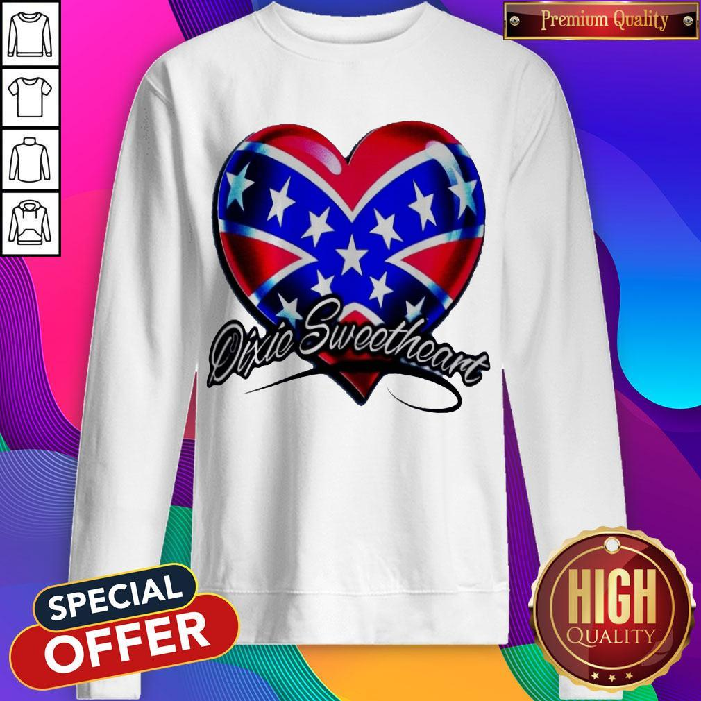 Original Dixie Sweetheart Sweatshirt
