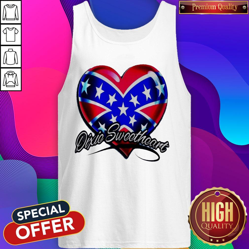 Original Dixie Sweetheart Tank Top