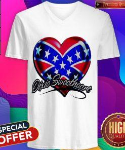 Original Dixie Sweetheart V- neck