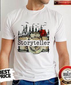 Premium Camera Storyteller Moon Shirt
