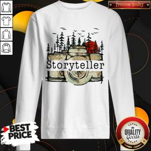 Premium Camera Storyteller Moon Sweatshirt