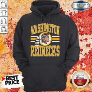 Premium Wahington Rednecks Hoodiea