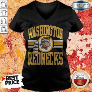 Premium Wahington Rednecks V- neck