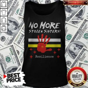 Printhand No More Stolen Sisters Resilience Tank Top