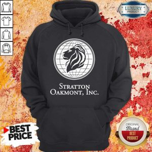 The Wolf Of Wall Street Stratton Oakmont Inc Hoodiea