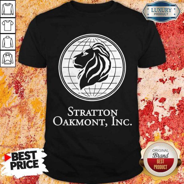 The Wolf Of Wall Street Stratton Oakmont Inc Shirt