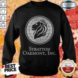 The Wolf Of Wall Street Stratton Oakmont Inc Sweatshirt