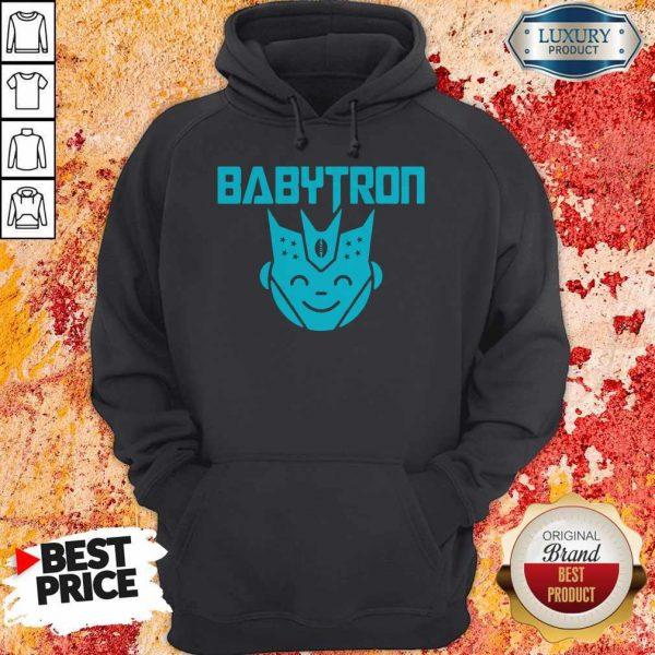 Top Babytron Hoodiea