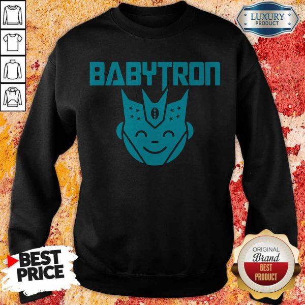 Top Babytron Sweatshirt