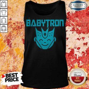 Top Babytron Tank Top