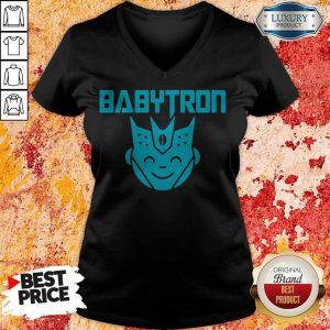 Top Babytron V- neck