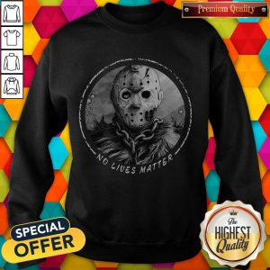 Top Horror Thriller Killer No Lives Matter Sweatshirt