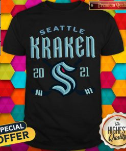 Top NHL Seattle kraken 2021 Shirt