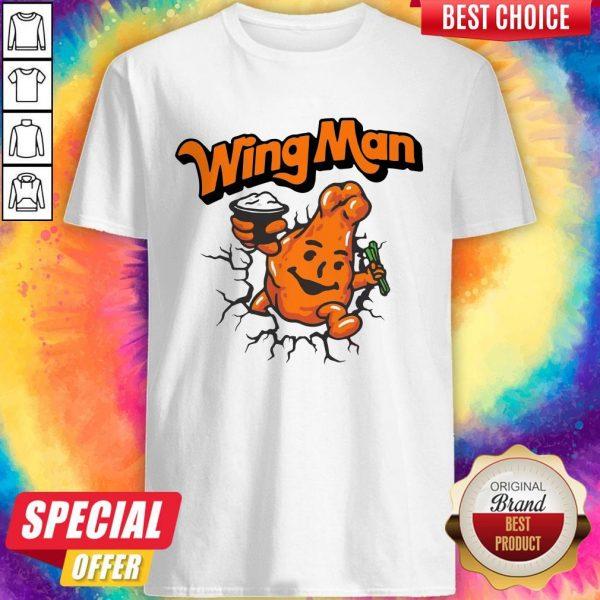 Top Wingman Shirt