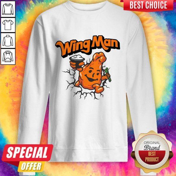 Top Wingman Sweatshirt
