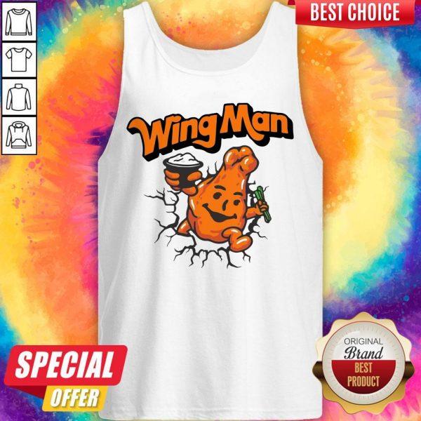 Top Wingman Tank Top
