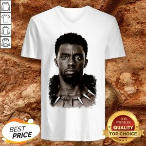 Black Panther Thank You For The Memories Signature V-neckBlack Panther Thank You For The Memories Signature V-neck
