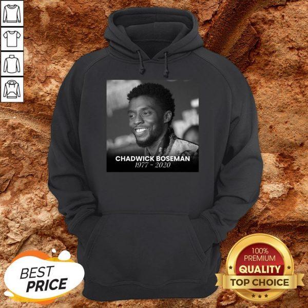 Formal RIP Black Panther's Chadwick Boseman Hoodie