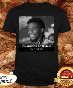 Formal RIP Black Panther's Chadwick Boseman Shirt