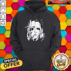 Freddy Jason Michael Thomas Shirt Horror Shirt Halloween Hoodie