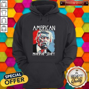Funny Sarcastic Humor American Horror StFunny Sarcastic Humor American Horror Story Halloween Zombie Trump 2020 Election Day Short-Sleeve Unisex Hoodieory Halloween Zombie Trump 2020 Election Day Short-Sleeve Unisex Hoodie