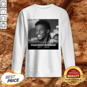 Good Rip Chadwick Boseman Sweatshirt