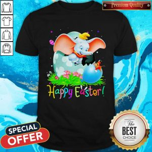 Happy Dumbo Easter Egg Happy Easter Shirt