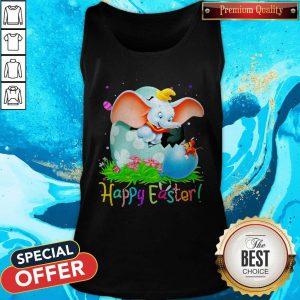 Happy Dumbo Easter Egg Happy Easter Tank TopHappy Dumbo Easter Egg Happy Easter Tank Top