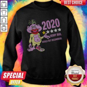 Jedu Jok 2020 Verry Bad Would Not Recommend Sweatshirt