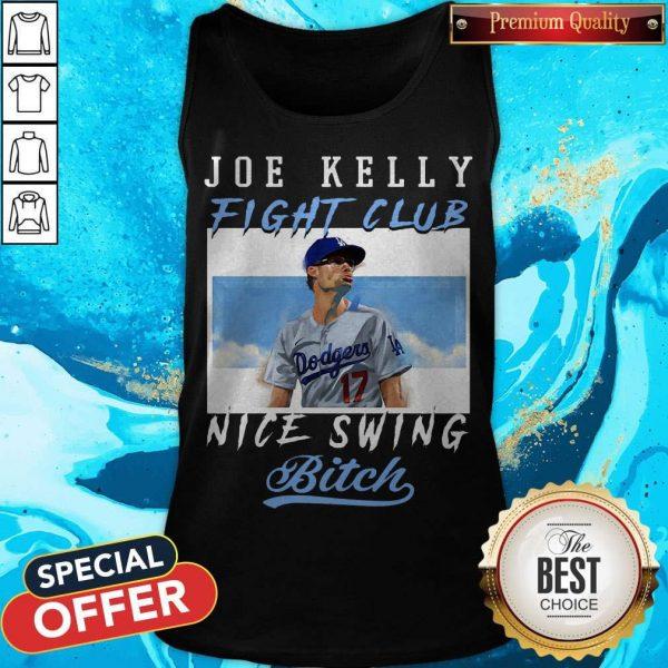 joe-kelly-fight-club-nice-swing-bitch tank-top