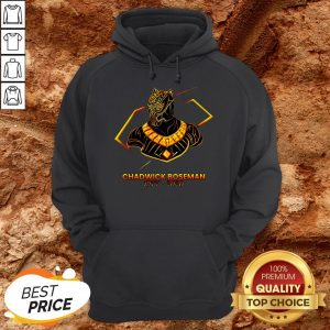 Marvel Of An Actor To Black Pather Star Chadwick Boseman Hoodie