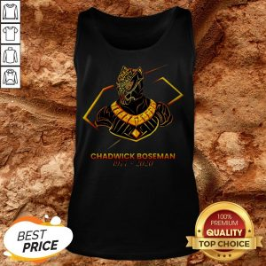 Marvel Of An Actor To Black Pather Star Chadwick Boseman Tank TopMarvel Of An Actor To Black Pather Star Chadwick Boseman Tank Top