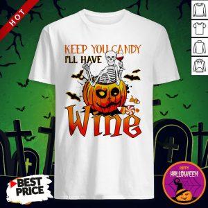 My Skin Is Not A Sin Shirt Official Watermelon With My Full Pumpkin Halloween Shirt