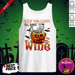 My Skin Is Not A Sin Shirt Official Watermelon With My Full Pumpkin Halloween Tank Top