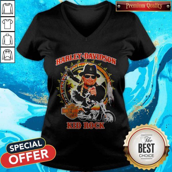 Nice Harley Davidson Kid V-neckNice Harley Davidson Kid V-neck