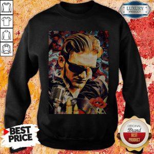 Nice Layne Staley Posters Fine Art America Sweatshirt