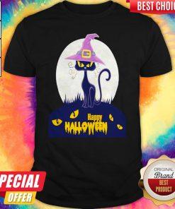 Nice Moana Happy Halloween Shirt