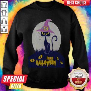 Nice Moana Happy Halloween Sweatshirt