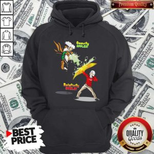 Official Gravity Apples Relativity Shield HoodieOfficial Gravity Apples Relativity Shield Hoodie