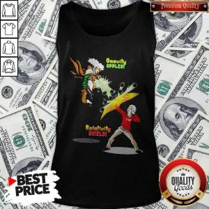 Official Gravity Apples Relativity Shield Tank Top