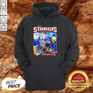 Sturgis South Dakota 80th Motorcycle Rally Hoodie