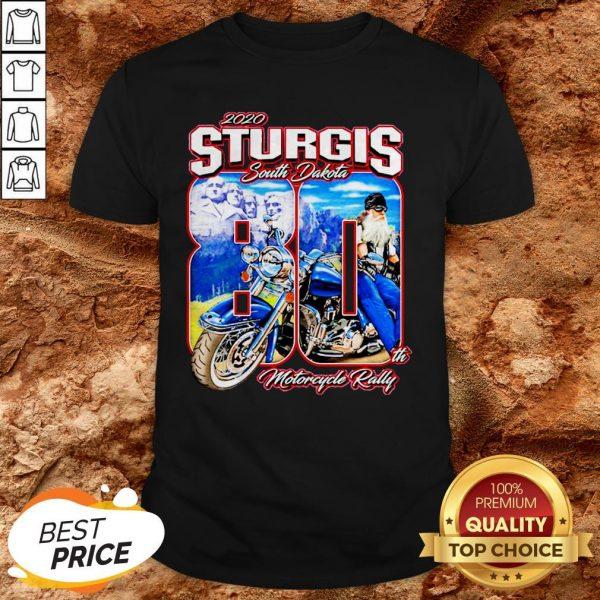 Sturgis South Dakota 80th Motorcycle Rally Shirt