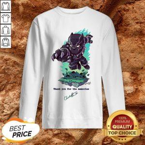 The King Of Wakanda Black Panther Had Dies 1977-2020 Sweatshirt