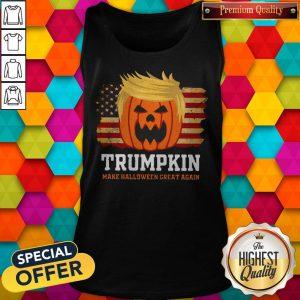 Trumpkin Make Halloween Great Again American Flag Tank TopTrumpkin Make Halloween Great Again American Flag Tank TopTrumpkin Make Halloween Great Again American Flag Tank Top
