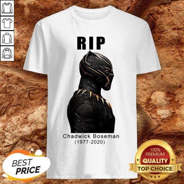 Wakanda Forever After Black Pather Star Dies At 43 Shirt